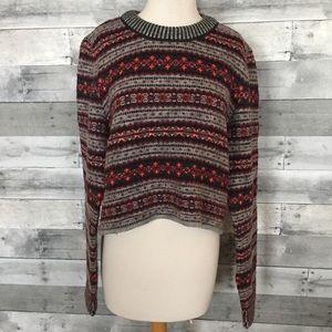 Rag & Bone Crop Sweater